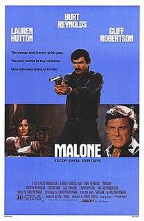 <i>Malone</i> (film) 1987 film by Harley Cokeliss