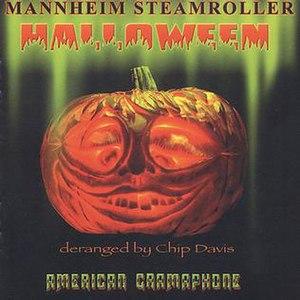 Halloween (Mannheim Steamroller album) - Image: Mannheim Halloween