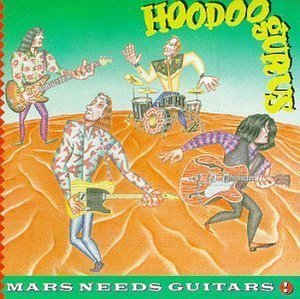 Mars Needs Guitars! - Image: Mars Needs Guitars