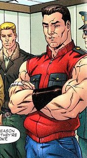 Mercer (<i>G.I. Joe</i>)
