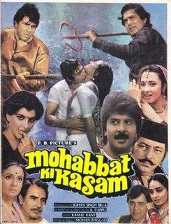<i>Mohabbat Ki Kasam</i>