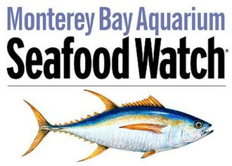 Seafood Watch - Image: Monterey Bay Aquarium Seafood Watch logo