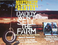Montgomery Gentry Sell the Farm single.png