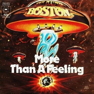 More Than a Feeling - Image: More Than A Feeling(Boston)