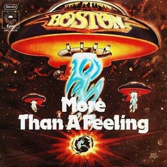 More Than a Feeling - Image: More Than A Feeling(Boston)