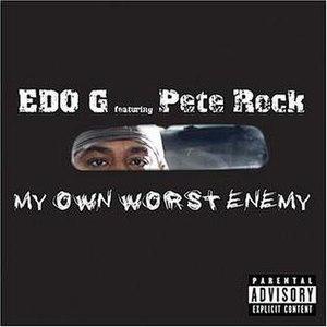 My Own Worst Enemy (album) - Image: Mowenemycover