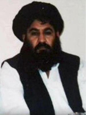 Akhtar Mansour - Image: Mullah Akhtar Mansoor