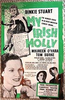 <i>My Irish Molly</i> 1938 film by Alex Bryce