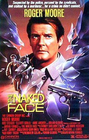 The Naked Face (film) - Movie Poster