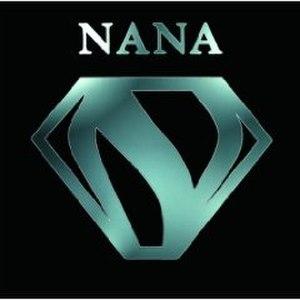 Nana (album) - Image: Nana album cover