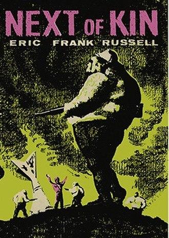 Next of Kin (novel) - First edition (publ. Dennis Dobson, 1959)