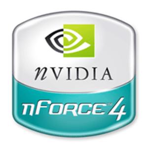 NForce4 - Nvidia nForce 4 logo