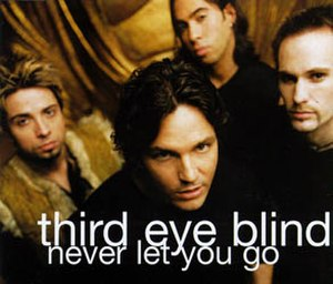 Never Let You Go (Third Eye Blind song) - Image: Nlyg thirdeyeblind