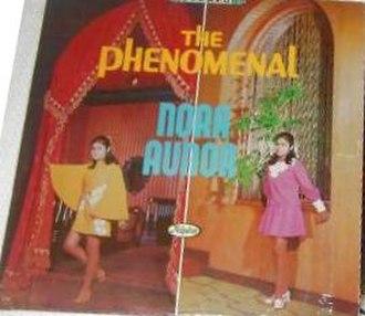 The Phenomenal Nora Aunor - Image: Noraaunorclassiccoll ection 11
