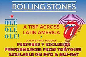 Olé Olé Olé!: A Trip Across Latin America - Official film poster