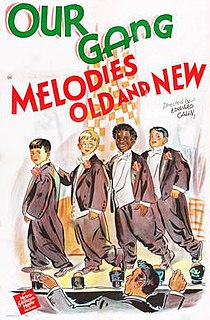 <i>Melodies Old and New</i> 1942 film by Edward L. Cahn