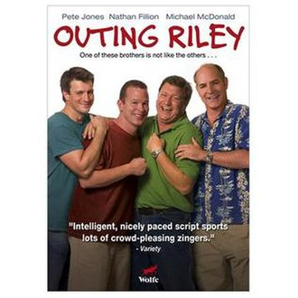 Outing Riley - Theatrical release poster