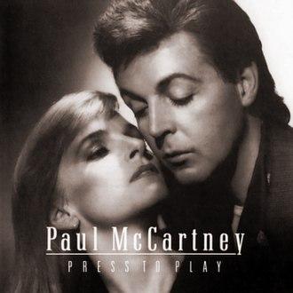 Press to Play - Image: Paul Mc Cartney Press to Play