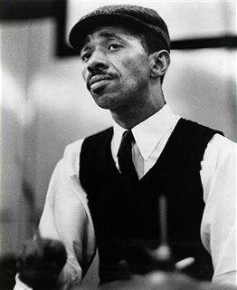 Philly Joe Jones American jazz drummer