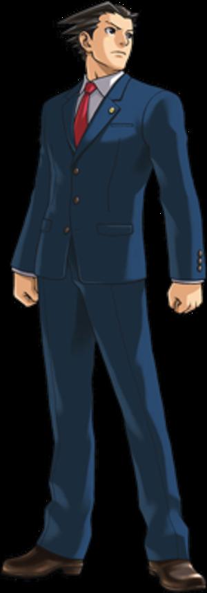 Phoenix Wright (character) - Image: Phoenix Wright