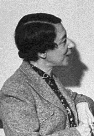 Alice Halicka - Image: Photo of Alice Halicka