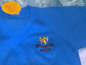 The Piggott School - Piggott School new sweatshirt. Note: Pupil is in Thames house hence the colour.