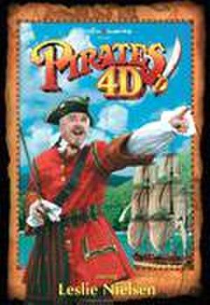 Pirates 4-D - Pirates 4D poster