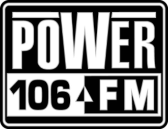 KPWR - Image: Power 106logo