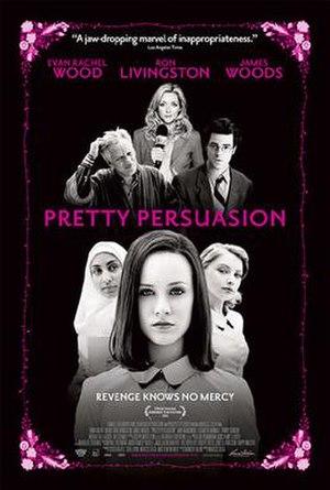 Pretty Persuasion - Theatrical release poster