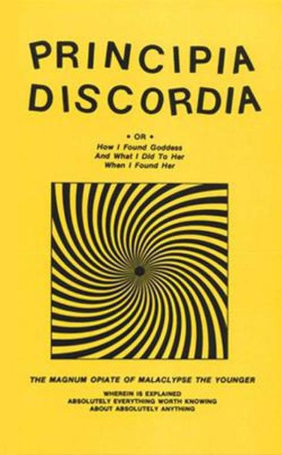 Picture of a book: Principia Discordia