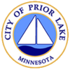 Official logo of Prior Lake