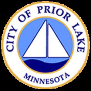 Prior Lake, Minnesota - Image: Priorlakelogo