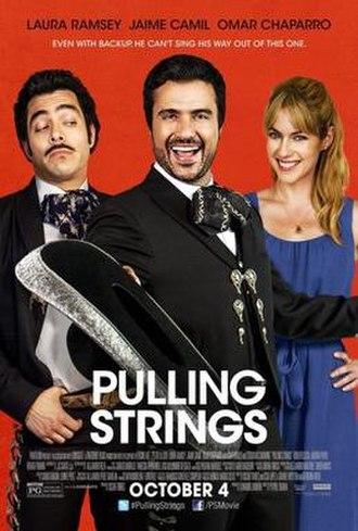 Pulling Strings (film) - US Poster
