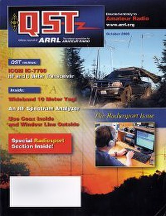 QST - October, 2008 cover