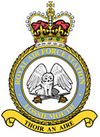 RAF Lossiemouth crest.png