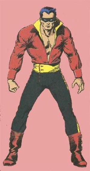 Masked Marvel (Centaur Publications) - Image: R Reinhart HCV