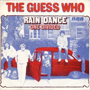 Rain Dance (song) - Image: Rain Dance (song)