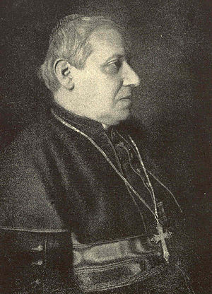 Mariano Rampolla - Cardinal Rampolla at age 70 shortly before his death