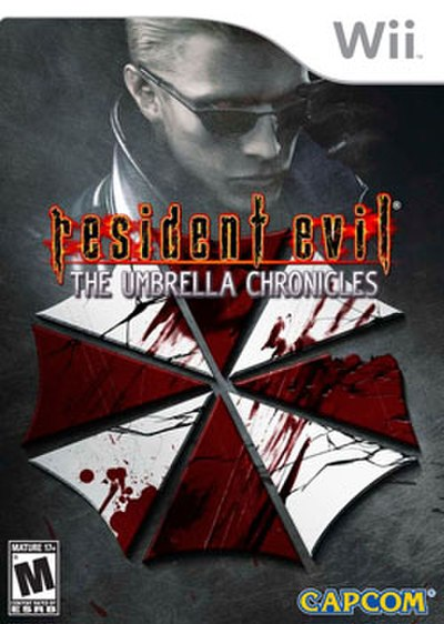 Picture of a game: Resident Evil: The Umbrella Chronicles
