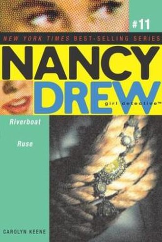 Nancy Drew: Girl Detective - Riverboat Ruse, from the Girl Detective series