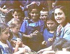 Romani Kids ww2