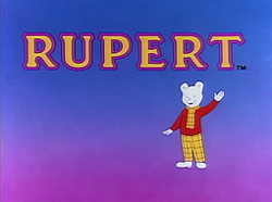 Rupert Tv Series Wikipedia