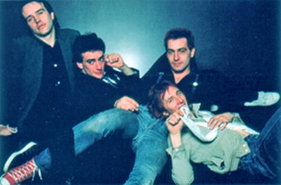 Picture of a band or musician: The Ruts