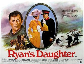 Ryan's Daughter - UK theatrical release poster