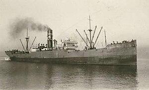 SS Tiberton - Image: SS Tiberton
