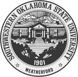 Southwestern Oklahoma State University - Image: SWOSU Seal