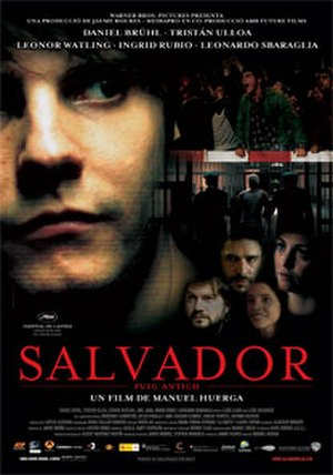 Salvador (2006 film) - Theatrical poster