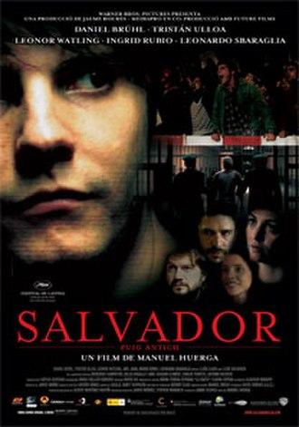 Salvador (2006 film) - Theatrical poster