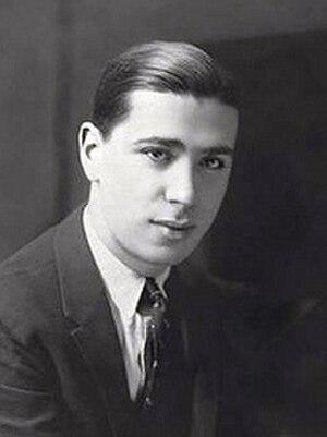 Sam Coslow - Sam Coslow c. 1930