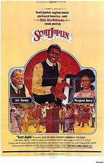<i>Scott Joplin</i> (film) 1977 film by Jeremy Kagan